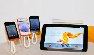 Foxconn Akan Hadirkan Tablet OS Firefox Pertama di Dunia