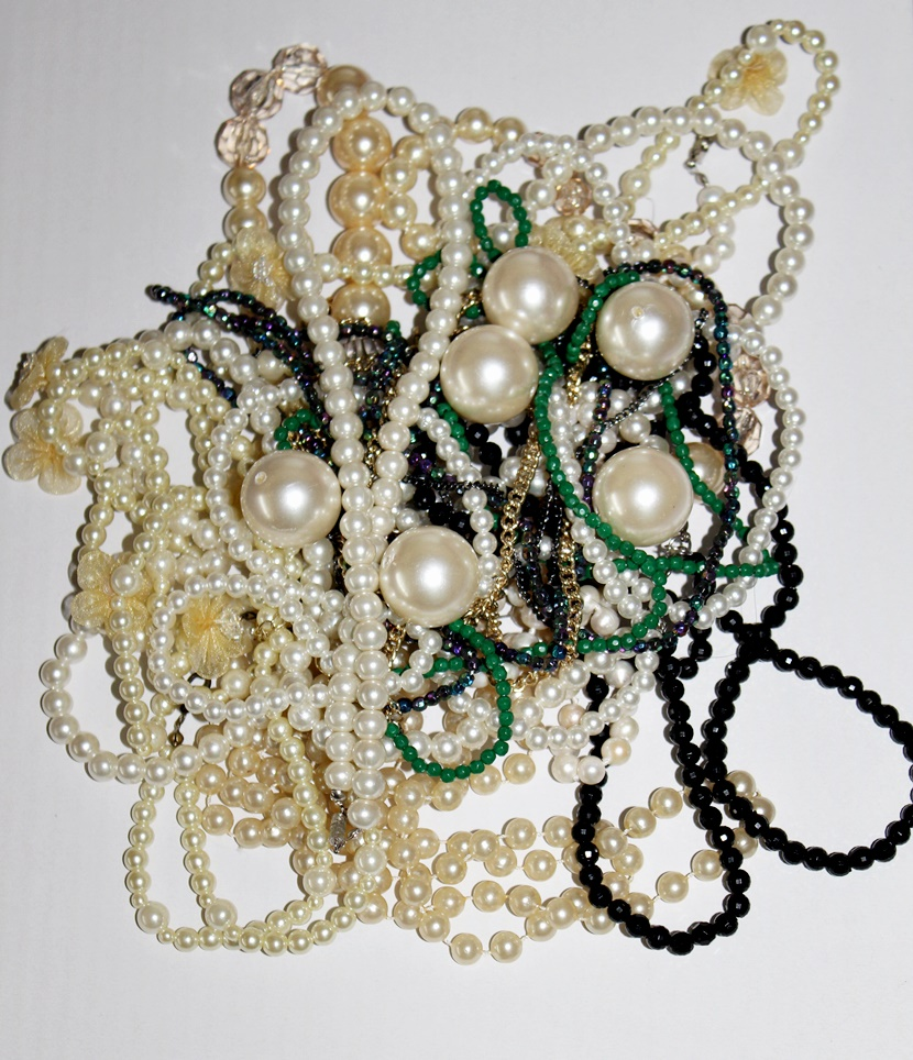DIY,Perlen,Kette,Schmuck,Statement, Statement Kette,Beaded Collar,DIY Kette,DIY Perlen Kette,DIY Collar