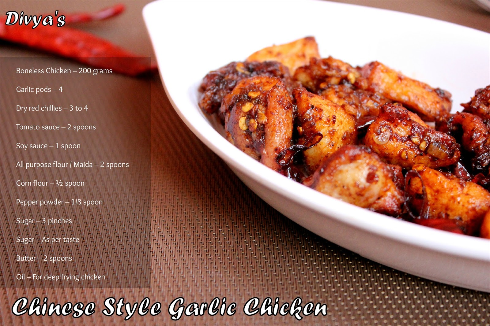 Chinese food recipes garlic chicken food chicken recipes chinese food recipes garlic chicken forumfinder Images