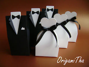 Embalagem Casamento