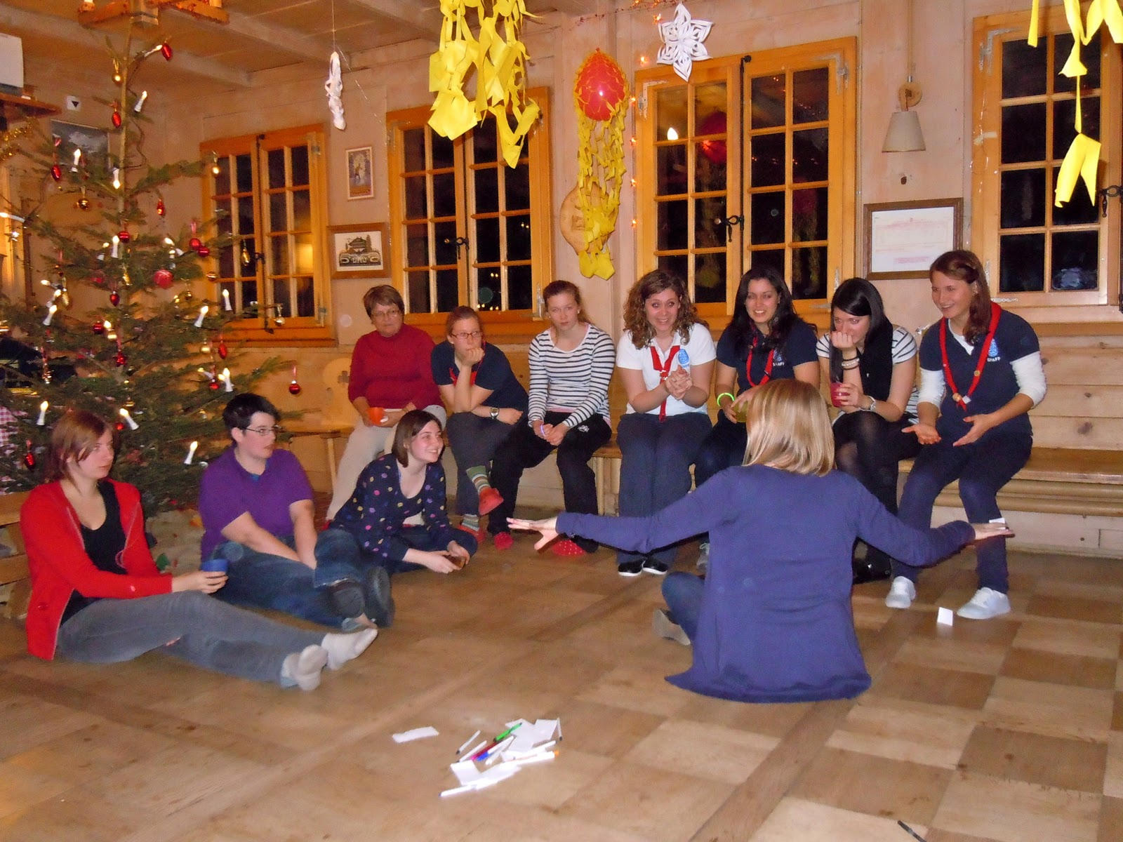 To europe with kids the program at our chalet - The dancing chalet ...