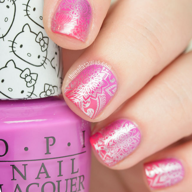 OPI Hello Kitty Collection  Preview and Swatches  The Nailasaurus