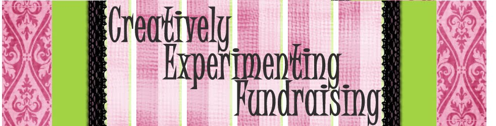 Creatively Experimenting Fundraising
