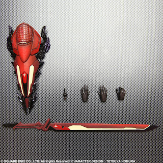 Play Arts Kai Final Fantasy XIII 13 Lightning Returns Lightning Figure