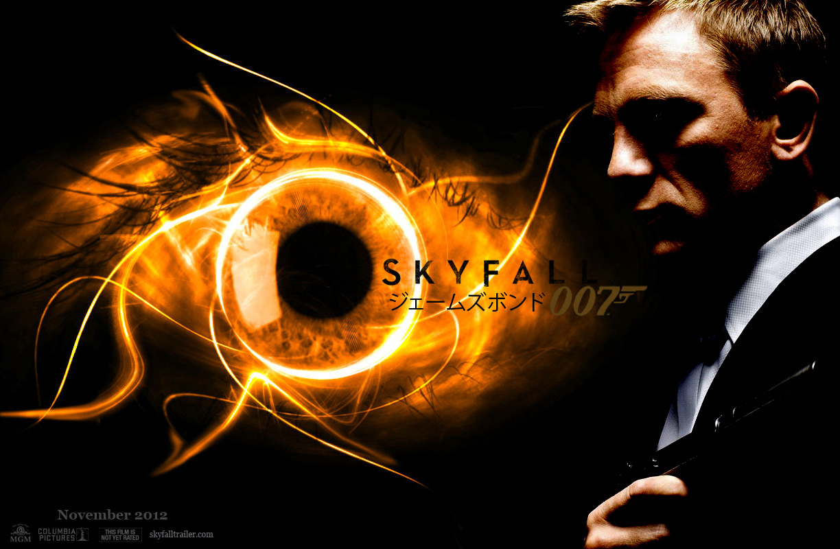 skyfall hd images