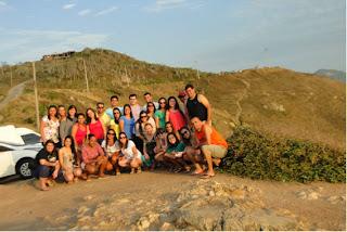 Curso de Ciências Biológicas do UNIFESO Teresópolis realiza atividades de campo