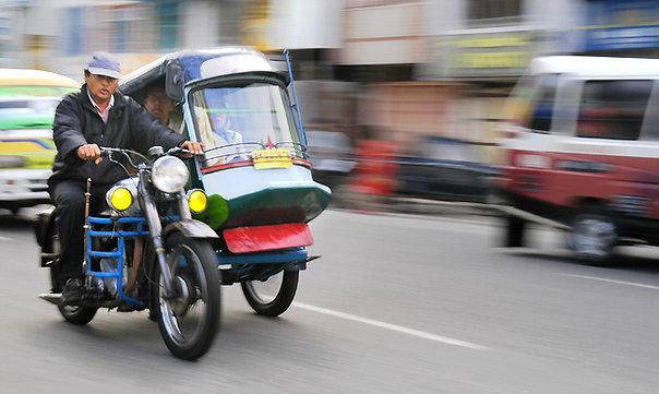 Becak Siantar - Becak terkeren di Indonesia - Becak Siantar