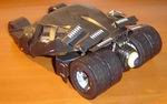 The Tumbler Batman Papercraft