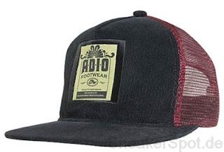 gorra adio cap roja textil jean levis