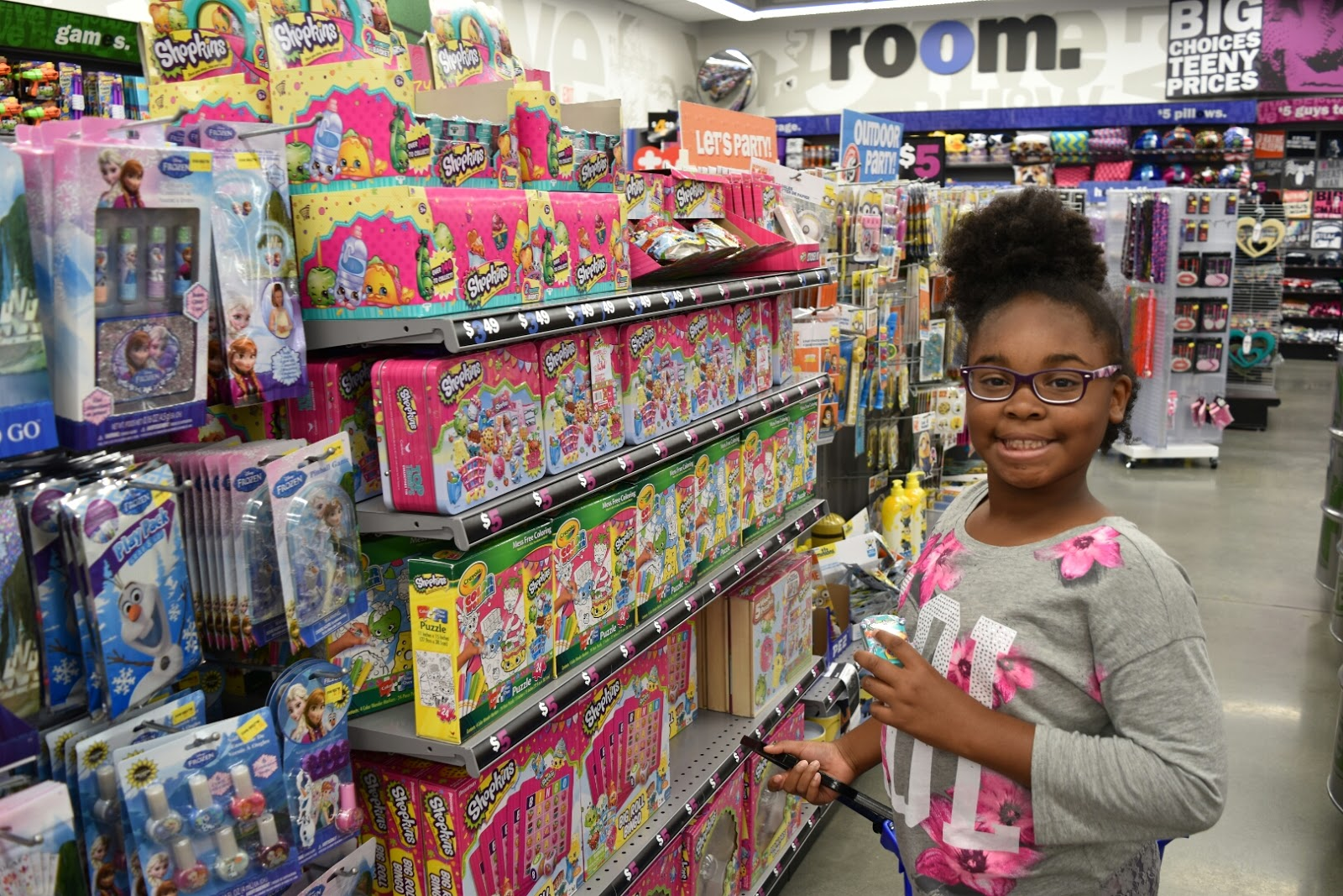 Toys From Five Below : My girls shopping trip at five below