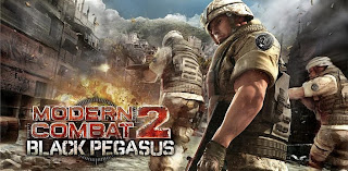 Description: Modern Combat 2 Black Pegasus Andriod Game