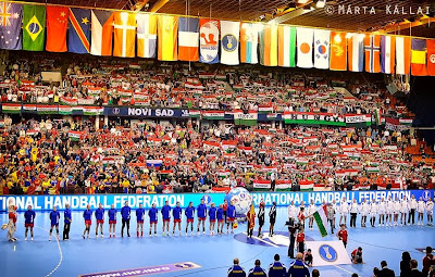 Polonia, Dinamarca, Alemania y Francia ya están en cuartos de final del Mundial de Serbia 2013 | Mundo Handball