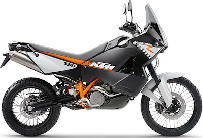 2011 New KTM 990 Adventure for enthusiasts Touring