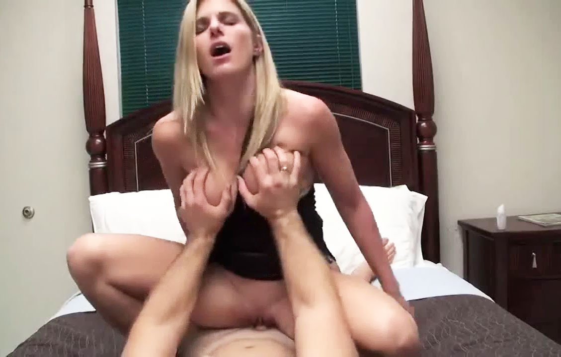 b boobed woman and 2 bbc