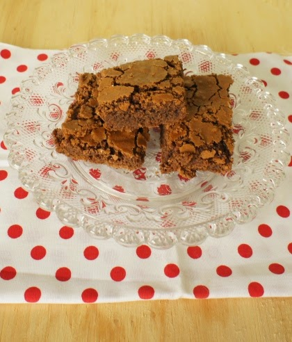 brownie clássico