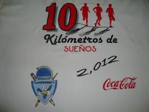 PLAYERA CONMEMORATIVA 2012