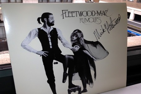 Fleetwood Mac News Win A Fleetwood Mac Rumours Lp