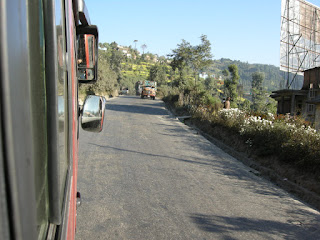 road to Chitwan Nepal