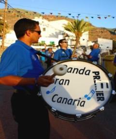 BANDA DE GRAN CANARIA .