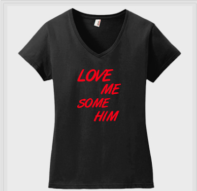 envymytee.com couples t-shirt I love me some him