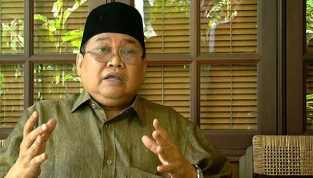 Ibrahim Ali marah digelar sebagai katak Saifuddin Nasution lebih layak katanya