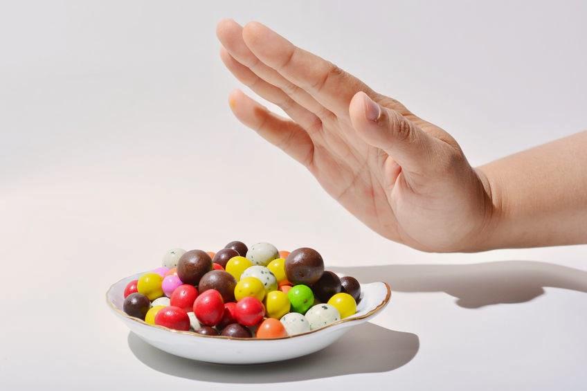 słodyczowy ciąg słodyczowym ciągiem