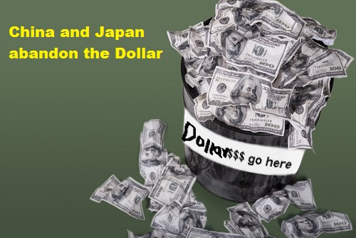 Dollar dump by china and japan us dollar collapse imminent