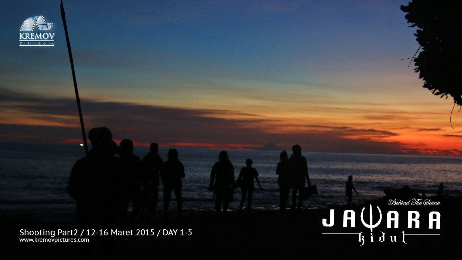 Kisah Shooting Jawara Kidul - PART2