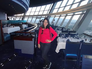 restaurante top of the world - stratosphere casino - las vegas