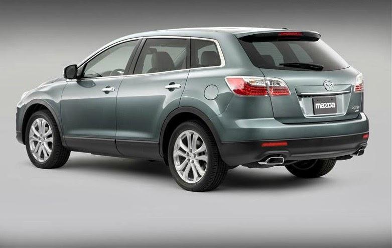صور سيارة مازدا  سى اكس 9 2012 Mazda CX9