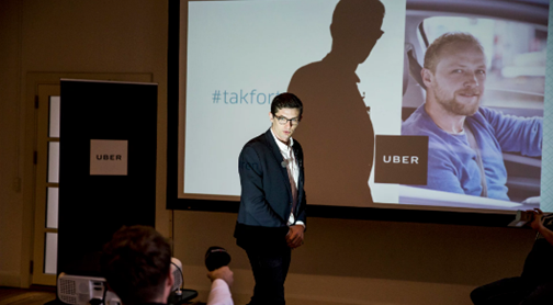 Uber to shut down Denmark operation over new taxi laws