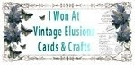Winner at Vintage Elusions