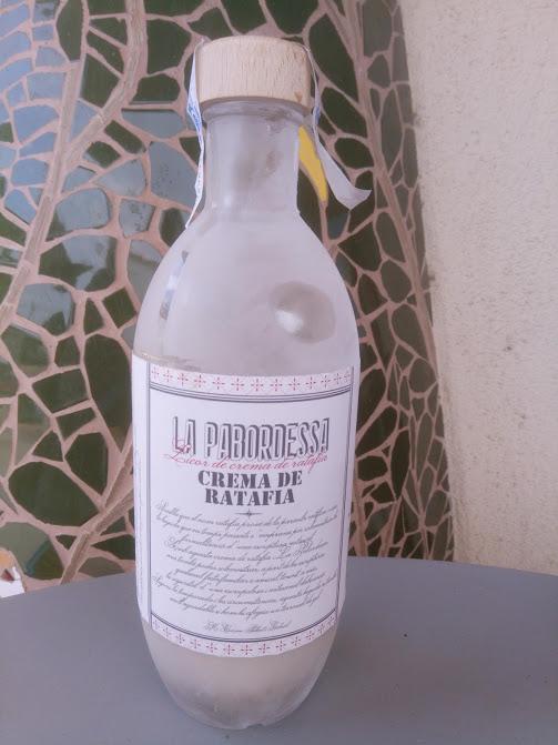 Crema de Ratafia La Pabordessa (Vilablareix)