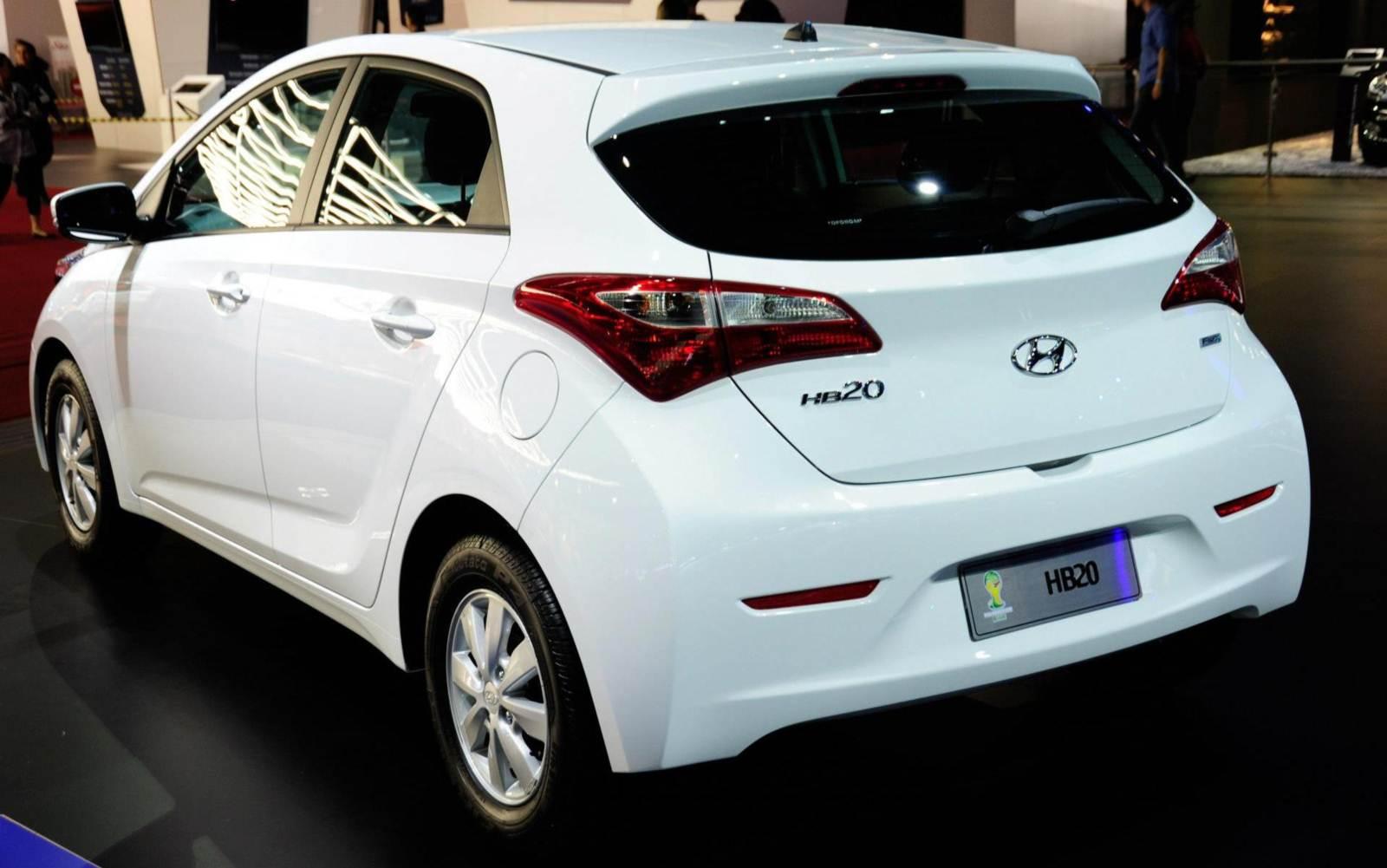 Foto E Preco Do Novo Carro Hyundai HB20