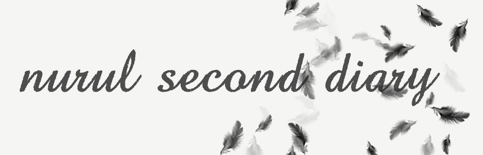 nurul second diary