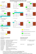 CALENDARIO