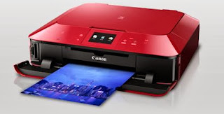 Canon Pixma MG7170 Printer Free Download Driver