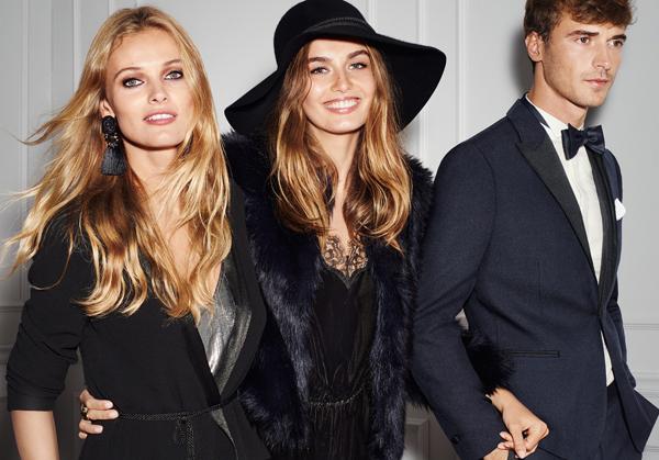 Perfección Festiva nuevo lookbook de H&M con ropa de fiesta para Navidad