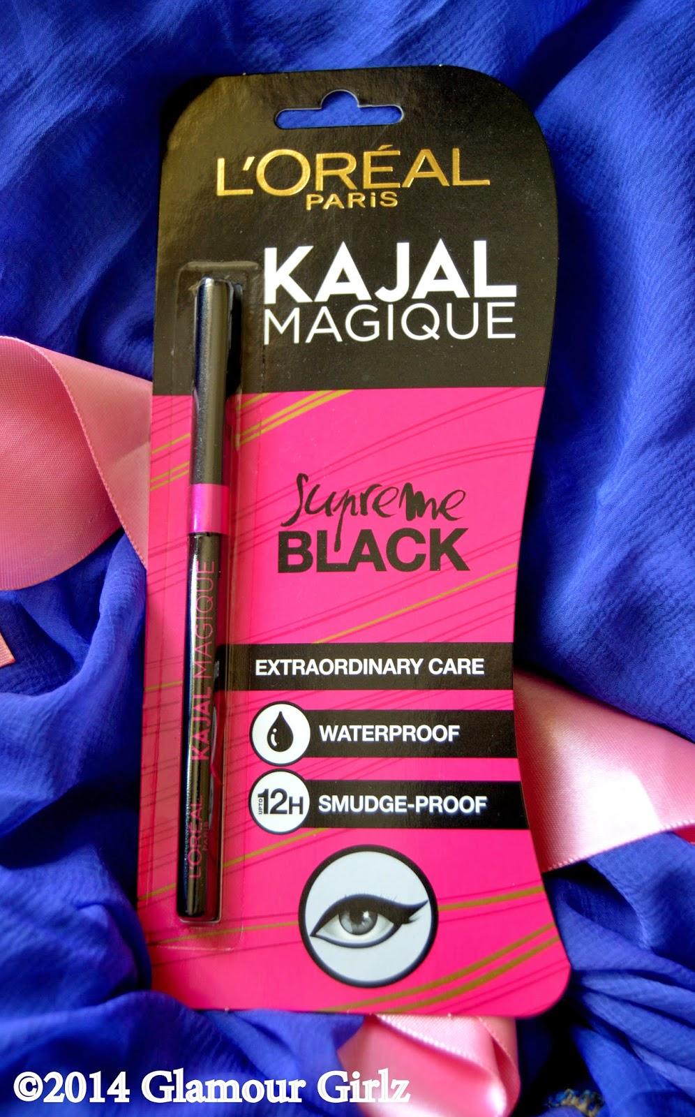 'Kajal Magique by L'Oreal Paris.