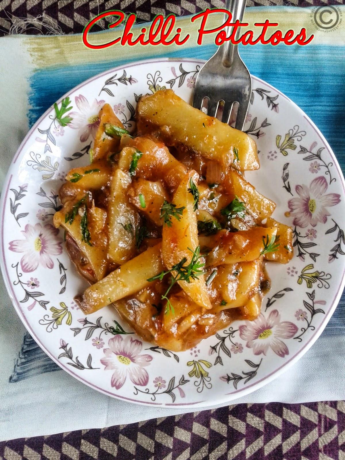 chilli-potato-recipe
