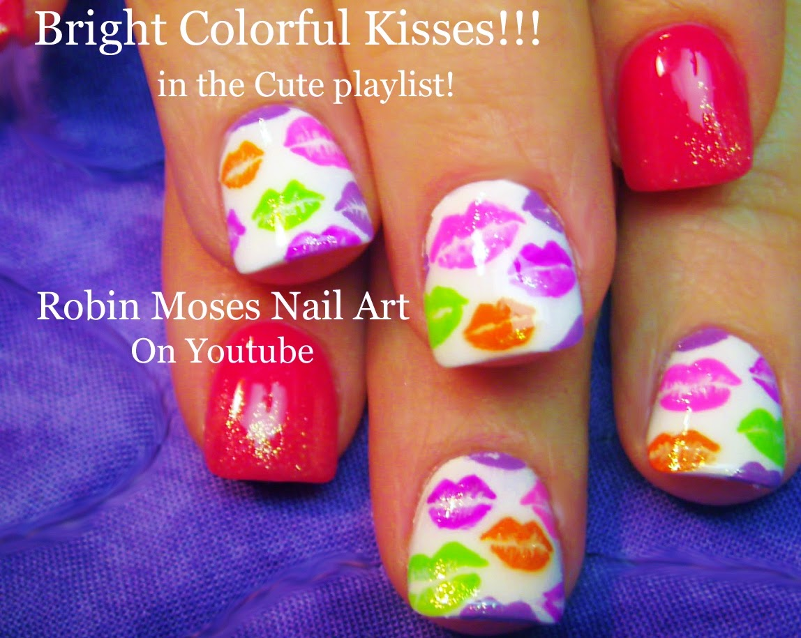 Nail Art by Robin Moses: April 2015