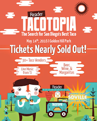 Save on passes & Enter to win VIP tickets to Tacotopia - May 14