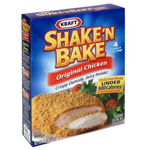 Make it yourself mommy style make shake 39 n bake for Shake n bake fish