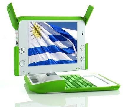 au gr des jours en uruguay plan ceibal un ordinateur par enfant. Black Bedroom Furniture Sets. Home Design Ideas