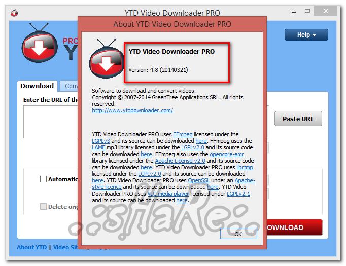 YouTube Converter & Downloader 4.8.0.2 PRO