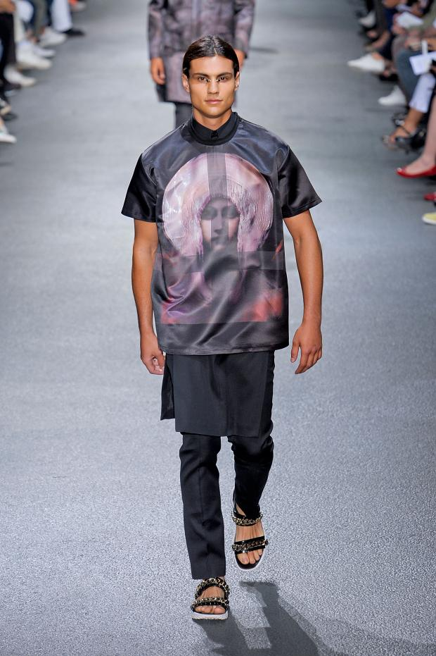Givenchy Spring/summer 2013   Paris Fashion Week
