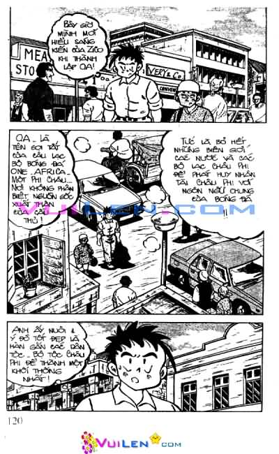 Jindodinho - Đường Dẫn Đến Khung Thành III  Tập 44 page 120 Congtruyen24h