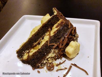 Ganache Doçaria: Torta Búlgara com Sequilhos