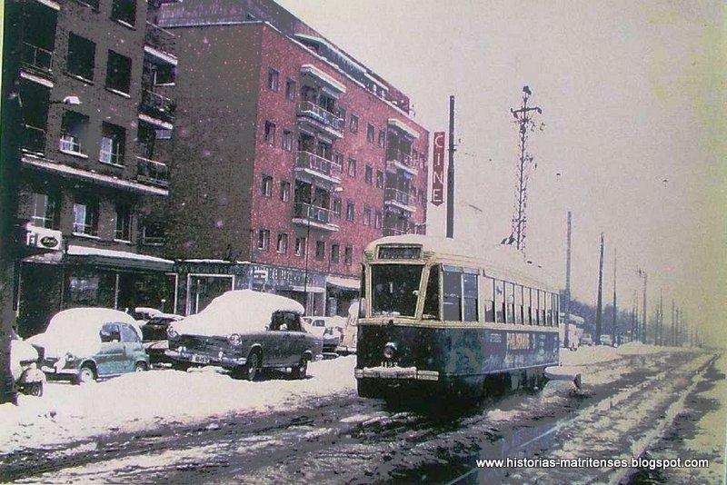 Historias matritenses las paradas de la ciudad lineal - Ciudad pegaso madrid ...