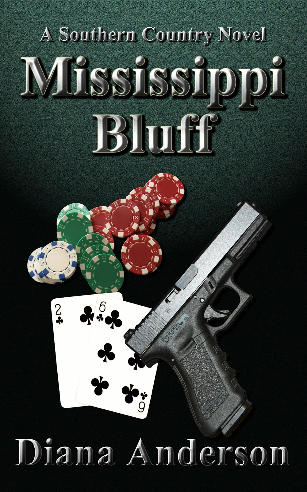 Mississippi Bluff (A Southern Country Novel 3rd in Series)